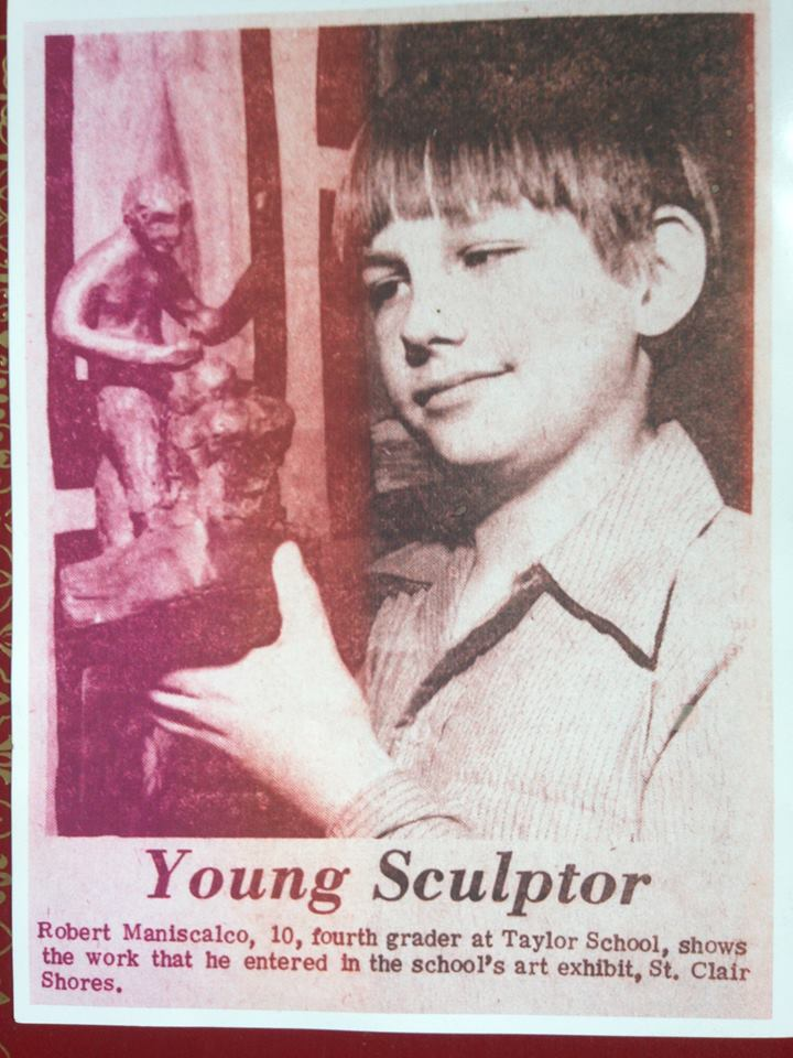 Young Sculptor