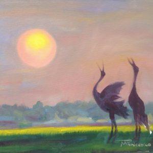 Love Cranes Charleston