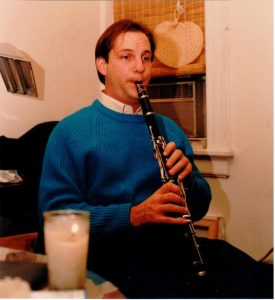 Clarinet in college