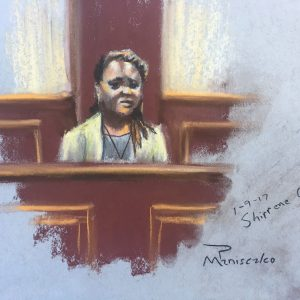 Roof 1-9-17 Shirrene Goss Testifies during Sentencing