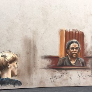 "Averil ""Jackie"" Jones testifies"