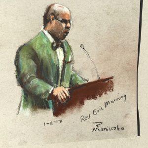 1-11-17 Rev Eric Manning
