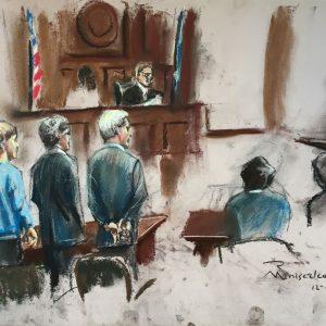 Roof receives his guilty verdict