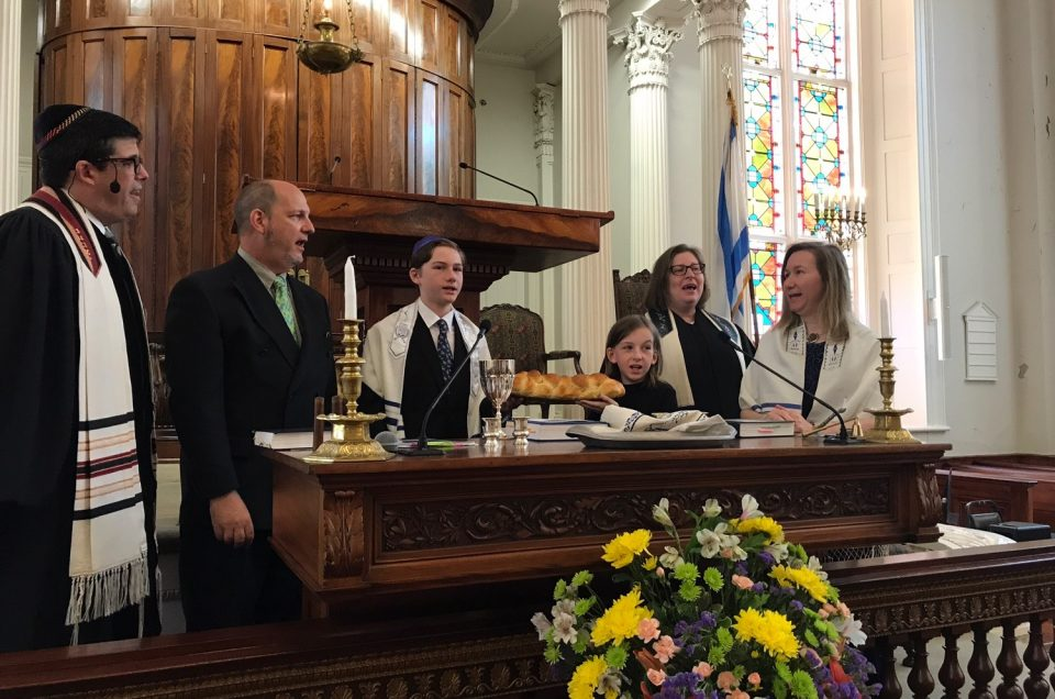 A Father's Bar Mitzvah Blessing