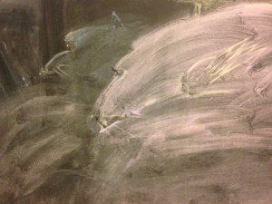chaulkboard art by Robert Maniscalco