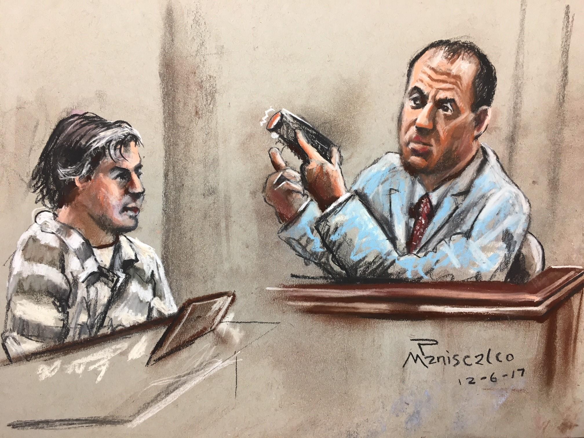 FBI tazer expert