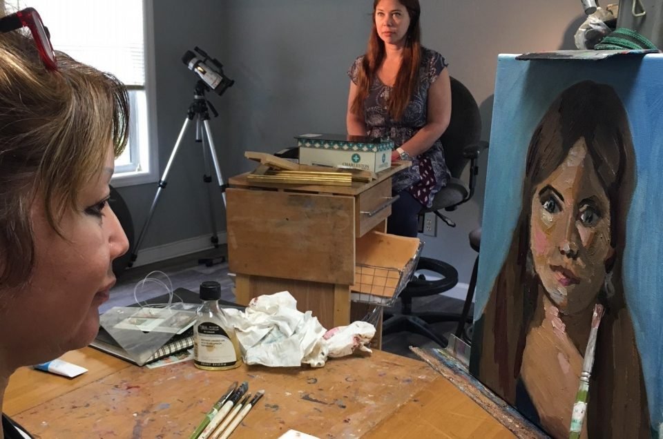 Drawing and Painting for Everyone